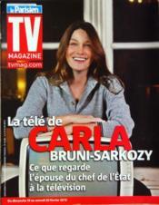 Tv Magazine Le Parisien N°20985 du 17/02/2012 - Couverture - Format classique