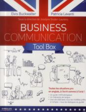 Vente livre :  Business communication toolbox  - Collectif