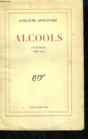 Alcools. Poemes 1898-1913. - Couverture - Format classique