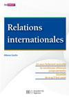 HU DROIT ; relations internationales  - Geslin-A