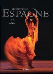 Majestueuse Espagne - Couverture - Format classique