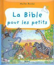 La Bible Pour Les Petits - Intérieur - Format classique