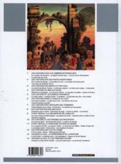 Tout mitacq t.1 ; les castors face ombres mysterieuses - 4ème de couverture - Format classique