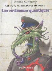 Les Futurs Mysteres De Paris T.2 ; Les Ravisseurs Quantiques - Intérieur - Format classique