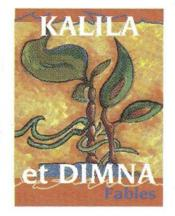 Kalila Et Dimna - Couverture - Format classique