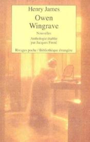Owen Wingrave - Couverture - Format classique