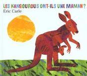 Les kangourous ont-ils une maman ? - Intérieur - Format classique