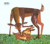 Les kangourous ont-ils une maman ? - 4ème de couverture - Format classique
