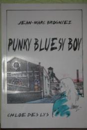 Punky bluesy boy - Couverture - Format classique