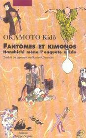 Fantomes Et Kimonos - Intérieur - Format classique