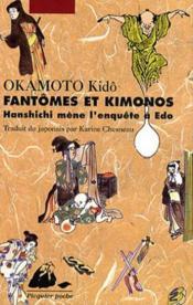 Fantomes Et Kimonos - Couverture - Format classique