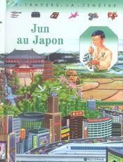 Jun au japon - Intérieur - Format classique