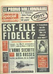 Special Derniere N°362 du 06/02/1976 - Couverture - Format classique