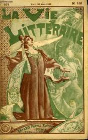 Un Condamne. La Vie Litteraire. - Couverture - Format classique