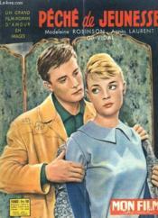Mon Film Special N° 627 - Peche De Jeunesse - Couverture - Format classique