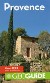 Vente  GEOguide ; Provence  - Collectif