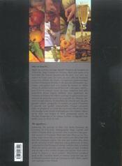 Secrets gourmands de provence - 4ème de couverture - Format classique