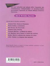 Les fleurs du mal - 4ème de couverture - Format classique