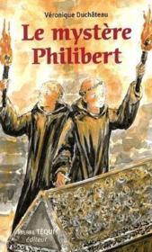 Le mystère Philibert - Couverture - Format classique