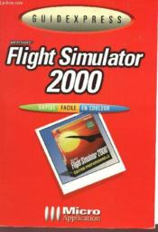 Guidexpress flight simula 2000 - Couverture - Format classique