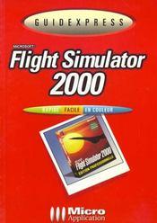 Guidexpress flight simula 2000 - Intérieur - Format classique