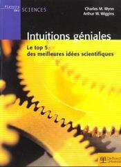 Intuitions géniales - Intérieur - Format classique