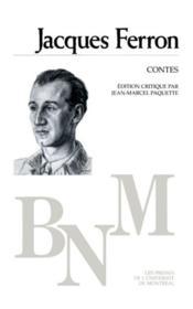 Contes - Couverture - Format classique