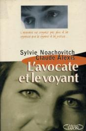 L'Avocate Et Le Voyant - Couverture - Format classique