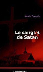 Le sanglot de Satan - Couverture - Format classique