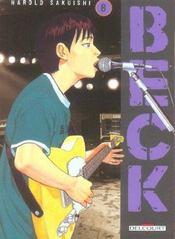 Beck t.8 - Intérieur - Format classique