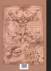 Encyclopédie anarchique du monde de Troy t.1 ; généralités - 4ème de couverture - Format classique