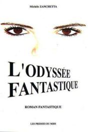 L'Odyssee Fantastique - Couverture - Format classique