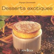 Desserts Exotiques - Intérieur - Format classique
