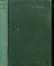 Le Reve - Couverture - Format classique
