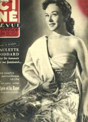 Cine Revue France - 33e Annee - N° 43 - L'Epee Et La Rose - Couverture - Format classique