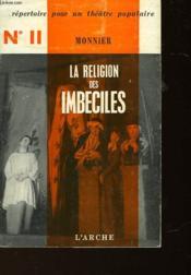 La Religion Des Imbeciles - Couverture - Format classique