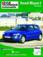 Rta 668.1 Renault Megane 2 Diesel Depuis 09/02 - Couverture - Format classique