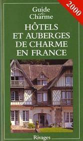 Guide de charme des auberges et hotels en france - Intérieur - Format classique