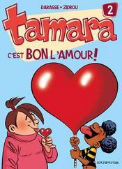 Tamara t.2 ; c'est bon l'amour - Intérieur - Format classique