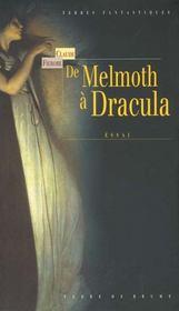 De melmth a dracula - Intérieur - Format classique