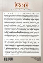 La politique du coeur - 4ème de couverture - Format classique