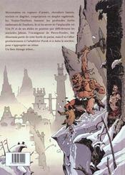 Les traîne-ténèbres t.1 ; le paladin, le gueux et la sorcière - 4ème de couverture - Format classique