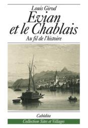 Evian Et Le Chablais - Couverture - Format classique