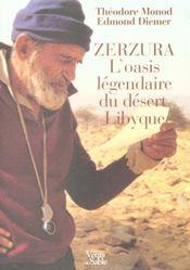 A La Decouverte De Zerzura - Intérieur - Format classique