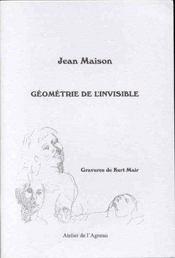 Geometrie De L'Invisible - Intérieur - Format classique