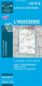 L'Huisserie  - Collectif Ign