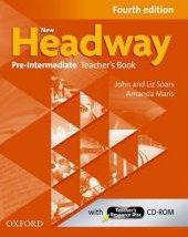 New headway, 4th edition pre-intermediate: teacher's resource disc pack - Couverture - Format classique