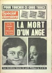Special Derniere N°364 du 20/02/1976 - Couverture - Format classique