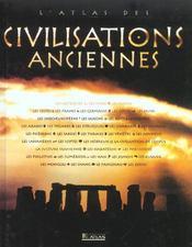 L'Atlas Des Civilisations Anciennes - Intérieur - Format classique