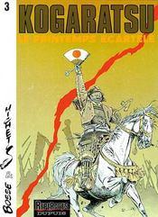 Kogaratsu t.3 ; le printemps écartelé - Intérieur - Format classique